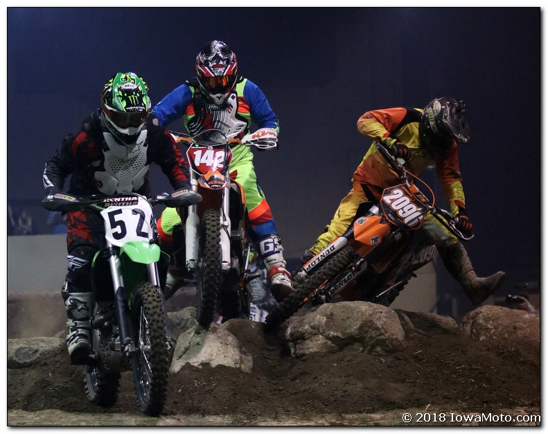 Extreme Enduro presented by 74 Promotions January 27th 2018